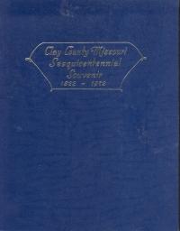 DAR Sesquicentennial Souvenir Book