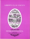 Liberty - Clay County Sesquicentennial (1822-1972) Souvenir Program
